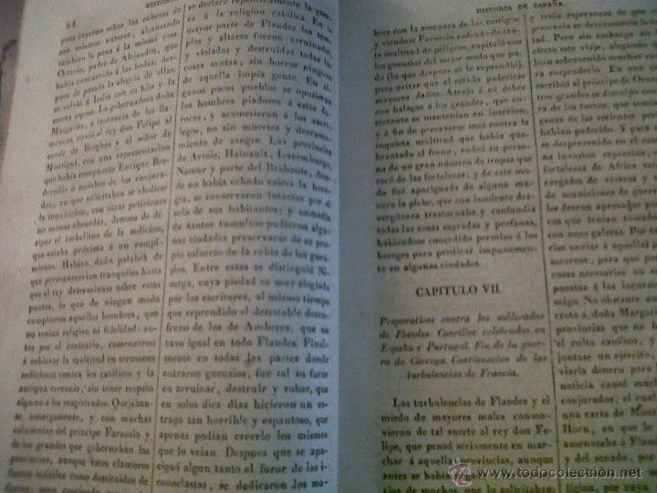 Libros antiguos: HISTORIA DE ESPAÑA ESCRITA POR EL PADRE JUAN DE MARIANA MADRID 1841-TOMO 15 Y 16 - Foto 4 - 42665566