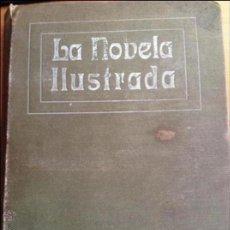 Libros antiguos: LA NOVELA ILUSTRADA. TOMO CON LOS MISERABLES Y CON LOS TRABAJADORES DEL MAR DE VICTOR HUGO. Lote 42670713
