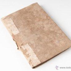 Libros antiguos: FABULAS DE PHEDRO, LIBERTO DE AUGUSTO. Lote 42737479