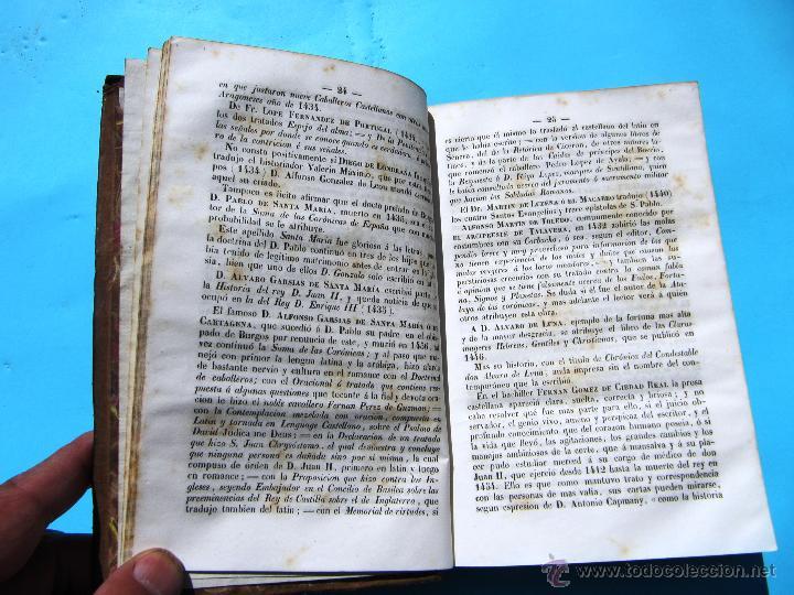 Libros antiguos: CLÁSICOS ESPAÑOLES. COLECCIÓN DE NUESTROS AUTORES ANTIGUOS Y MODERNOS. POR PABLO PIFERRER, 1846. - Foto 2 - 42787312