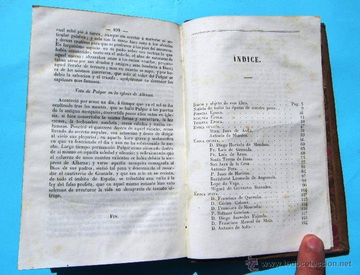 Libros antiguos: CLÁSICOS ESPAÑOLES. COLECCIÓN DE NUESTROS AUTORES ANTIGUOS Y MODERNOS. POR PABLO PIFERRER, 1846. - Foto 4 - 42787312
