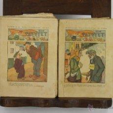 Libros antiguos: D-376.LOTE DE 289 PUBLICACIONES DE EL PATUFET. SIN ENCUADERNAR. VER DESCRIP.. Lote 218347847