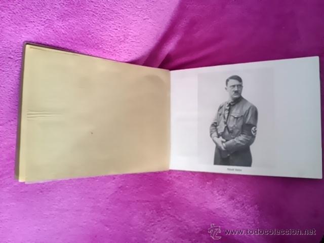 Libros antiguos: ALBUM, MANNER UND EREIGNISSE UNSERER ZEIT, HITLER DECADA DE LOS 30 - Foto 2 - 42793506