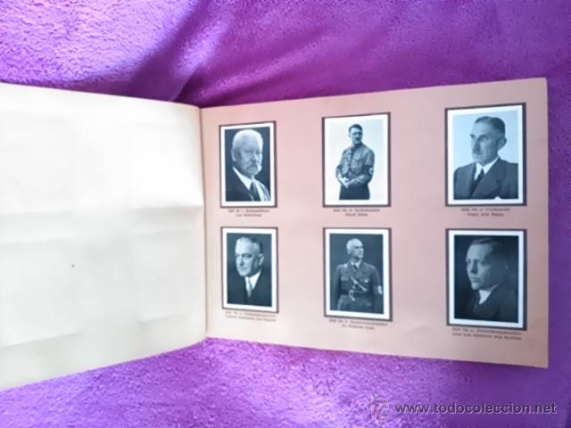 Libros antiguos: ALBUM, MANNER UND EREIGNISSE UNSERER ZEIT, HITLER DECADA DE LOS 30 - Foto 3 - 42793506