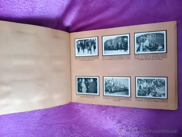 Libros antiguos: ALBUM, MANNER UND EREIGNISSE UNSERER ZEIT, HITLER DECADA DE LOS 30 - Foto 5 - 42793506