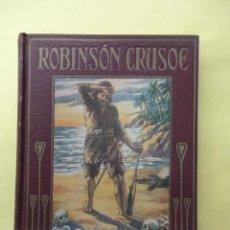 Libros antiguos: ROBINSÓN CRUSOE. ARALUCE . Lote 42845932