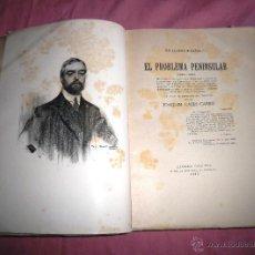 EL PROBLEMA PENINSULAR 1924-1932 - J.CASES-CARBÓ - AÑO 1933·AUTONOMIA.