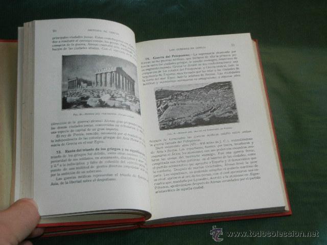 Libros antiguos: INICIACION AL ESTUDIO DE LA HISTORIA, 2 VOLUMENES, DE R.BALLESTER, Imp.A.Franquet 1913 - Foto 4 - 42897444