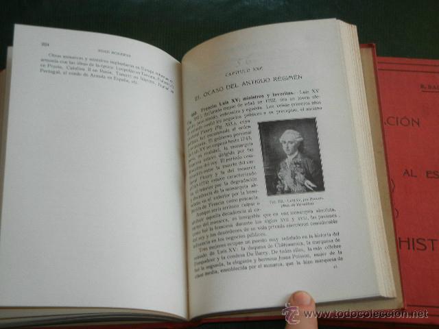 Libros antiguos: INICIACION AL ESTUDIO DE LA HISTORIA, 2 VOLUMENES, DE R.BALLESTER, Imp.A.Franquet 1913 - Foto 5 - 42897444
