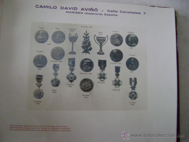 Libros antiguos: FABRICA DE LOZA TIPICA,REFLEJOS METALICOS.CAMILO DAVID AVIÑO.658 - Foto 4 - 42967636