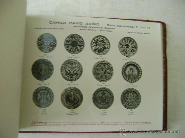 Libros antiguos: FABRICA DE LOZA TIPICA,REFLEJOS METALICOS.CAMILO DAVID AVIÑO.658 - Foto 9 - 42967636