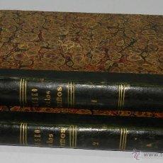 Libros antiguos: MUSEO DE LOS NIÑOS, TOMO I Y II, 1847 Y 48, MADRID, EST. TIP. DE MELLADO. CON MUCHISIMOS GRABADOS. E. Lote 42984907