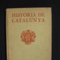 Libros antiguos: HISTORIA DE CATALUNYA.MOSSEN NORBERT FONT I SAGUE.IMP. FRANCESC X. ALTES 1919.. Lote 43006879
