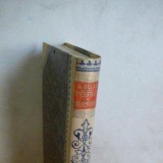 Libros antiguos: PERFILES Y BROCHAZOS, CUADROS Y CUENTOS. OLLER, NARCISO. 1899. COL. ELZEVIR ILUSTRADA XVIII.. Lote 43093910
