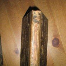 Libros antiguos: OBRAS DE FLORIAN: ÉLIÉZER ET NEPHTALY; DIALOGUE ENTRE DEUX CHIENS, Y GALATÉE. Lote 43160339