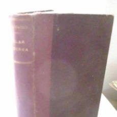 Libros antiguos: PILAR GUERRA. DÍAZ-CANEJA, GUILLERMO. 1921. Lote 43173820