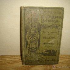 Libro de la oración y meditación - fray luis de granada - 1907