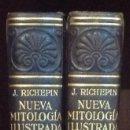 Libros antiguos: NUEVA MITOLOGÍA ILUSTRADA. DOCUMENTAL, ARTÍSTICA, LITERARIA. 2 VOL. JEAN RICHEPIN. 1927.. Lote 43216144