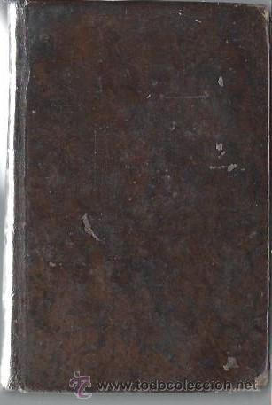 Libros antiguos: AVENTURAS DE GIL BLAS DE SANTILLANA ROBADAS A ESPAÑA Y ADAPTADAS POR LE SAGE, TM III, VALENCIA 1826 - Foto 2 - 43220747