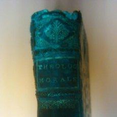 Libros antiguos: LIBRO ANTIGUO THEOLOGIE MORALE AÑO 1683 SIGLO XVII PRECIO: 389,00 €. Lote 43226541