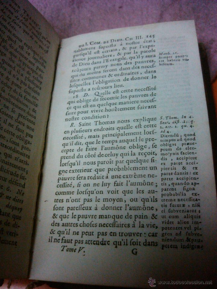 Libros antiguos: LIBRO ANTIGUO THEOLOGIE MORALE AÑO 1683 SIGLO XVII Precio: 389,00 € - Foto 7 - 43226541