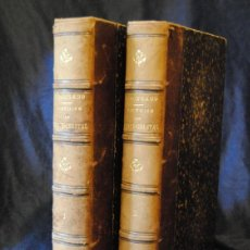 Libros antiguos: HISTOIRE DE SAINTE-CHANTAL, E. BOUGAUD DOS TOMOS . Lote 43239887