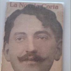 Libros antiguos: LA NOVELA CORTA. JAPÓN HEROICO Y GALANTE POR GOMEZ CARRILLO.. Lote 43376252
