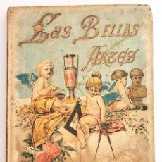 Libros antiguos: HISTORIA DE LAS BELLAS ARTES. Z. VÉLEZ DE ARAGÓN. MADRID, CALLEJA, 1892. 1ª EDIC.. Lote 43426339