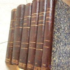 Old books - HISTORIA GENERAL DE ESPAÑA Y DE SUS POSESIONES DE ULTRAMAR. ZAMORA Y CABALLERO. 1874. TIP. MUÑOZ - 43433243