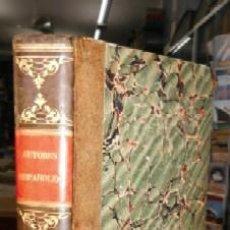Libros antiguos: NOVELISTAS ANTERIORES A CERVANTES. BIB. DE AUTORES ESPAÑOLES III A-LESP-532. Lote 43453404