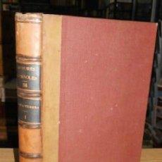 Libros antiguos: ESCRITOS DE SANTA TERESA. TOMO 1º. BIB. DE AUTORES ESPAÑOLES LIII A-LESP-537. Lote 43453981
