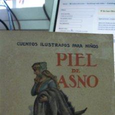 Libros antiguos: PIEL DE ASNO, RAMÓN SOPENA. Lote 43456207