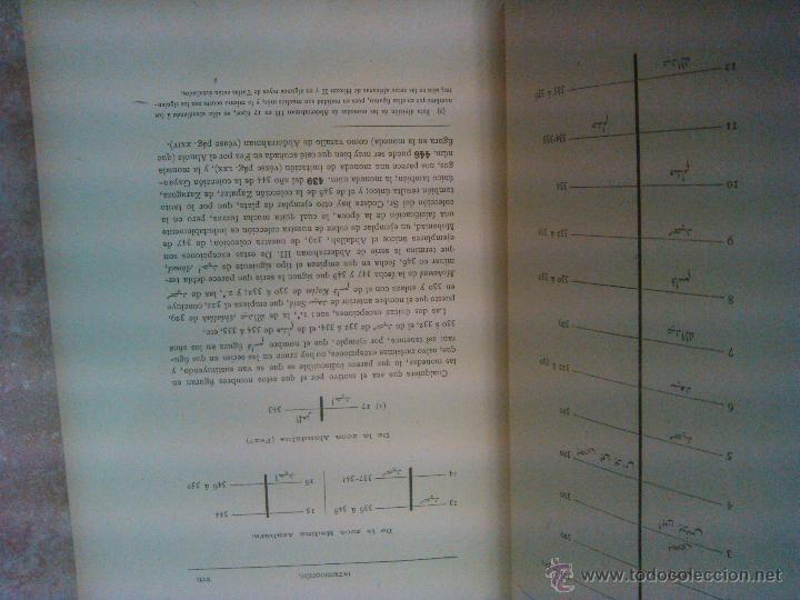 Libros antiguos: LIBRO UNICO LA DINASTIAS ARÁBIGO-ESPAÑOLAS ANTONIO VIVES Y ESCUDERO 1893 madrid P-V-P- 1243 EU ORIGI - Foto 3 - 43476369