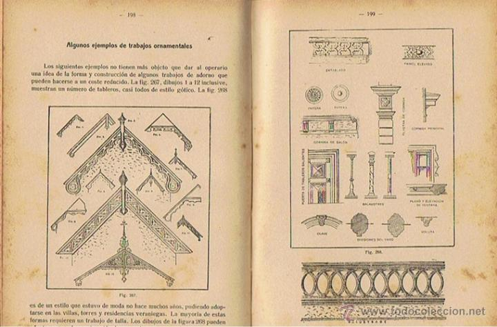 Manual de carpinter a moderna f t hodgson comprar en for Carpinteria moderna