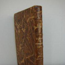Libros antiguos: FLORES DEL ALMENDRO. VALLE INCLAN. PRIMERA EDICION 1936. Lote 43502752