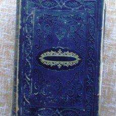 Libros antiguos: LIBRO GUNN´S NEW FAMILY PHYSICIAN OR HOMEBOOK OF HEALTH, AÑO 1866, CENTÉSIMA EDICIÓN, JOHN C. GUNN. Lote 43559393