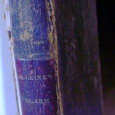 Libros antiguos: LIBRO AN ALARM TO UNCONVERTED SINNERS, AUTOR JOSEPH ALLEINE, PUBLICADO POR AMERICAN TRACT SOCIETY. Lote 43559559
