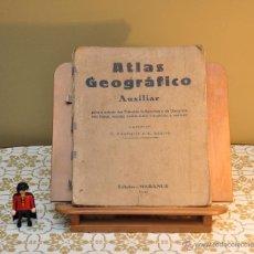 Libros antiguos: ATLAS GEOGRÁFICO 1935. Lote 43567222