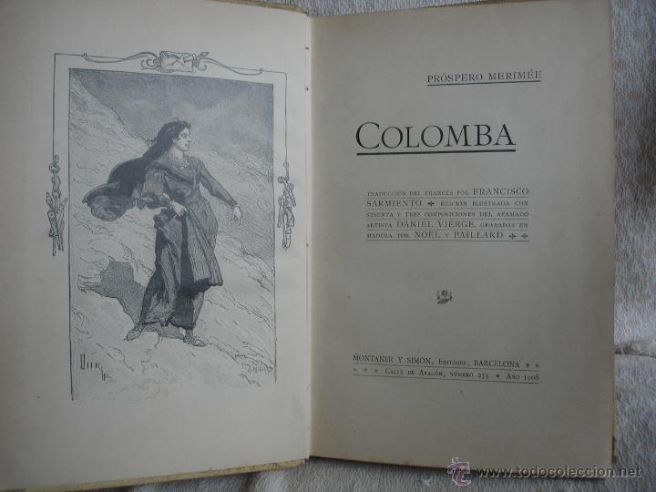Libros antiguos: Lote de tres libros de Montaner y Simon - Foto 10 - 43584608