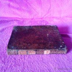 Libros antiguos: TRATADO INSTRUCTIVO, Y PRACTICO DE MANIOBRAS NAVALES, D. SANTIAGO AGUSTIN DE ZULOAGA 1766. Lote 43597953