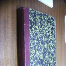 Libros antiguos: CONTESTACIONES AL PROGRAMA DE GEOGRAFÍA GENERAL Y ESPECIAL TELEGRÁFICA / MADRID 1920. Lote 43679760