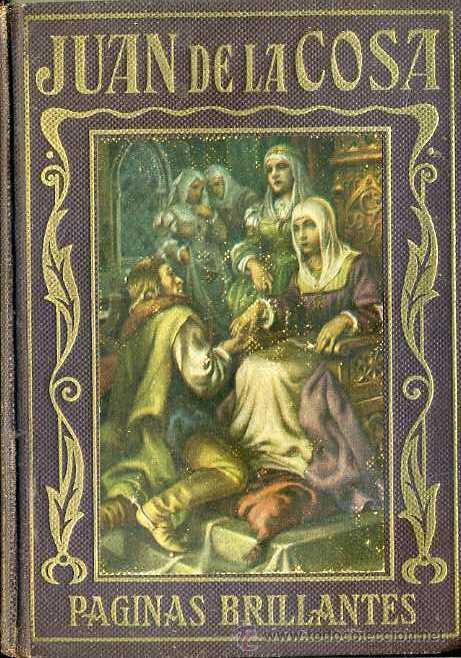 JUAN DE LA COSA (ARALUCE, 1935) (Libros Antiguos, Raros y Curiosos - Literatura Infantil y Juvenil - Otros)