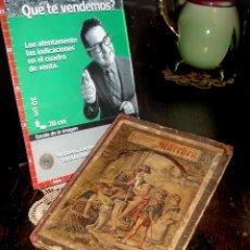 Libros antiguos: ANTIGUO LIBRO DE CUENTOS SCHÖNSTE MÄRCHEN FÜR DIE LIEBE JUGEND BARDTENSCHLAGER 1900 C. HOFFMANN. Lote 43778570