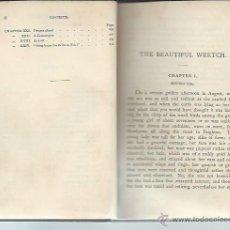 Libros antiguos: THE BEATIFUL WRETCH, WILLIAM BLACK, LEIPZIG 1881, 286 PÁGS, 12X17CM, ENC. ED. Lote 43779035