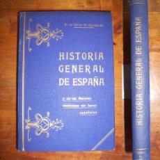 CÁRCER DE MONTALBÁN, Antonio de. Historia General de España y de las naciones americanas... Tomo II