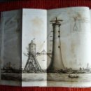 Libros antiguos: 1835-MECÁNICA INDUSTRIAL.23 PLANCHAS DESPLEGABLESDE GRABADOS.MOTORES.MAQUINARIA.MEDIDAS. Lote 43819973