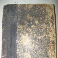 Libros antiguos: AGRICULTURA ELEMENTAL PRIMERA Y SEGUNDA PARTE MADRID 1878. Lote 43848405