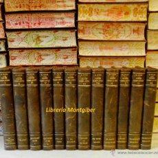 Libros antiguos: OBRES COMPLETES . 12 VOLS. . AUTOR : OLLER, NARCÍS . Lote 43885758