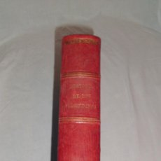 Libros antiguos: OCASIÓN - HISTORIA DE LOS GIRONDINOS, DE ALPHONSE DE LAMARTINE - 1860 - COLECCIONISTAS. Lote 43890360