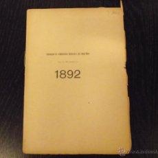 Libros antiguos: ALMANAQUE DE CONFERENCIAS CULINARIAS DE ÁNGEL MURO. Lote 43918502